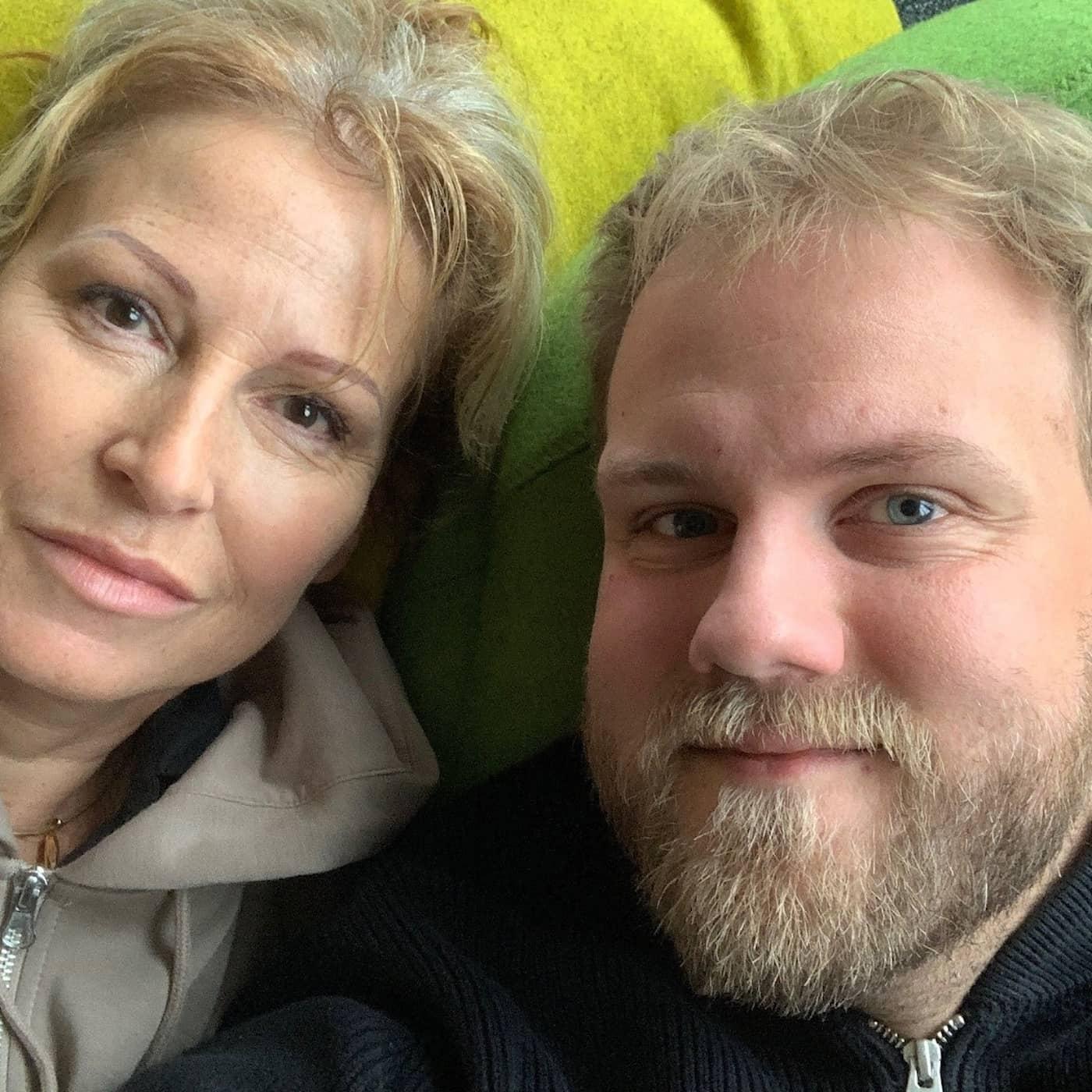 Hector avslöjar: Anna Mannheimer polisanmälde sin man