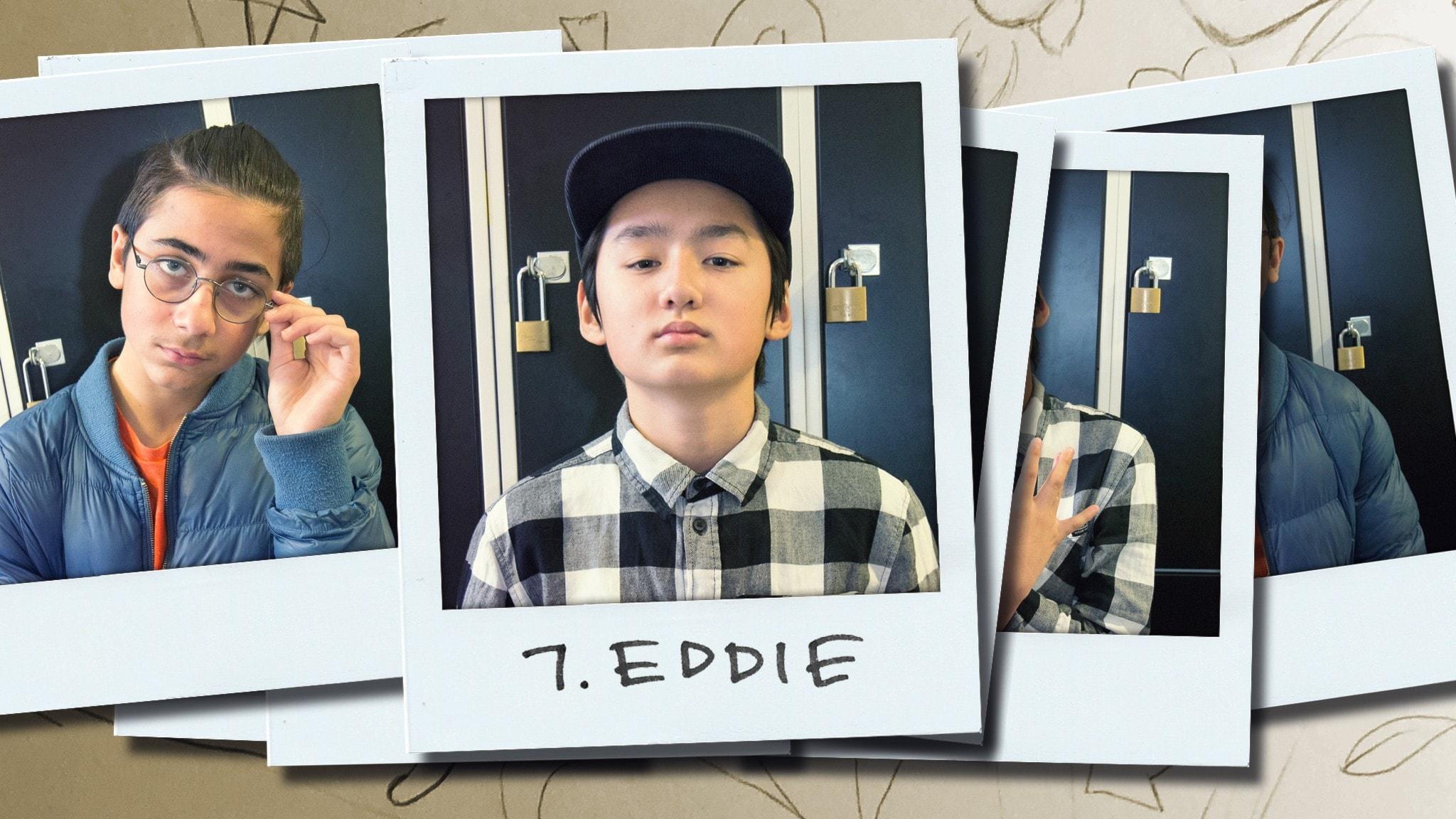 7. Eddie