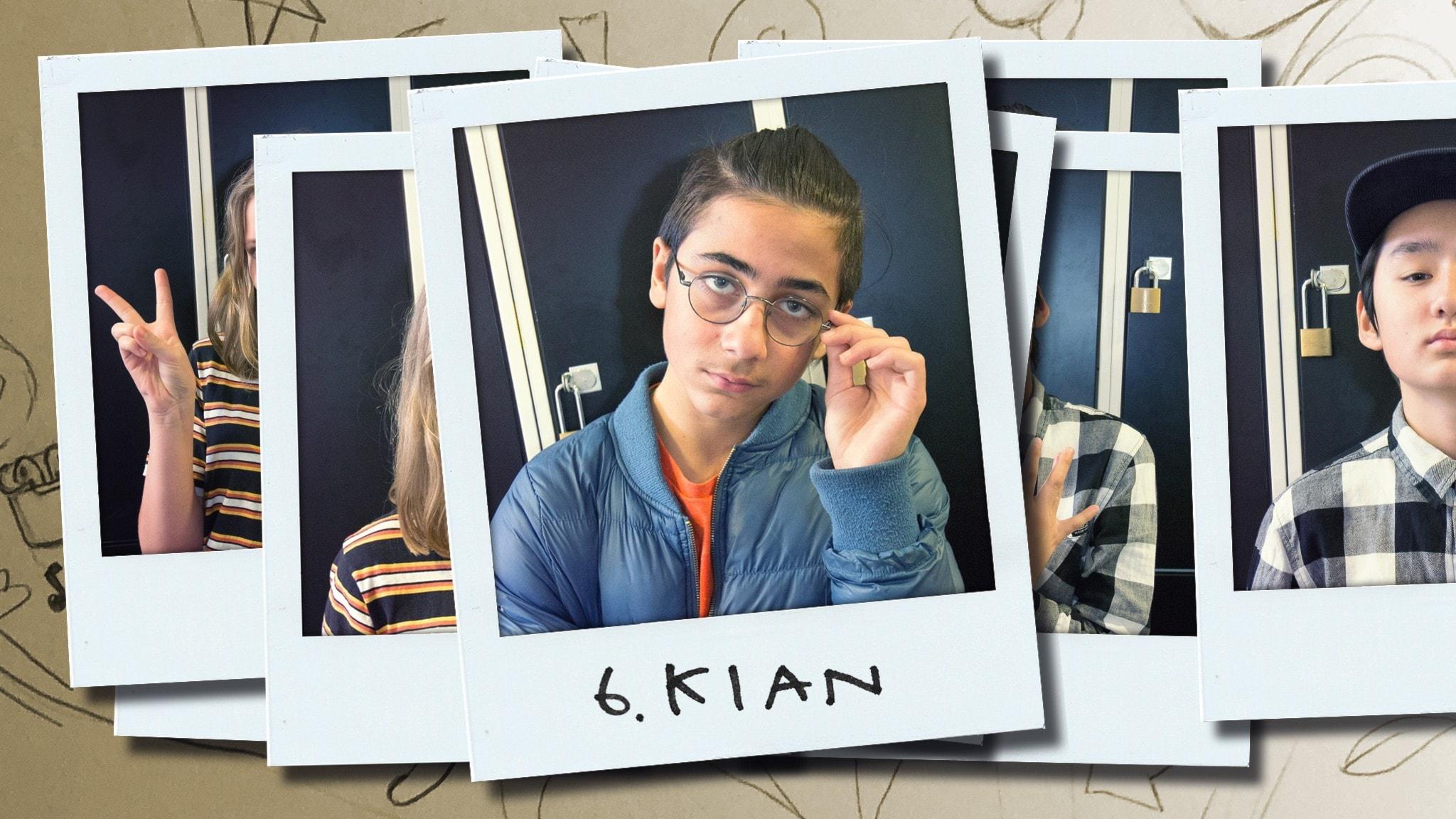 6. Kian