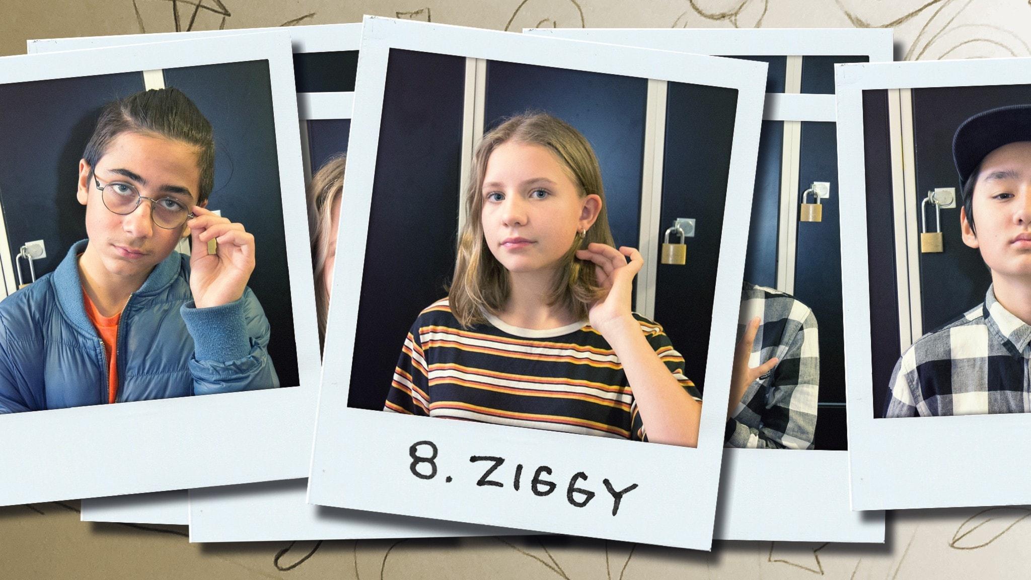 8. Ziggy