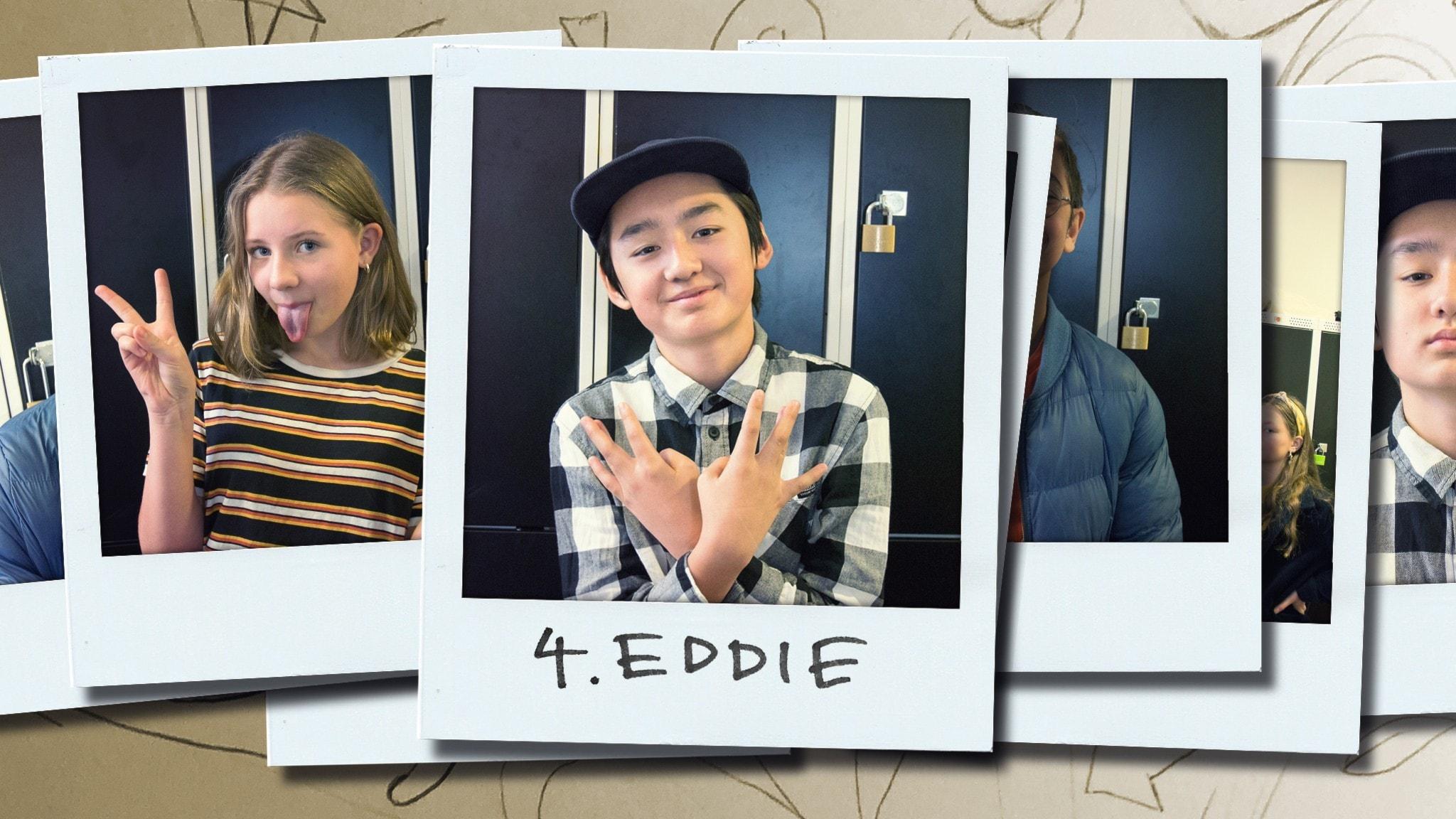 4.Eddie