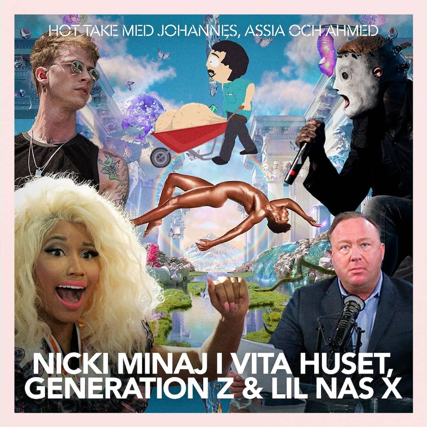 Nicki Minaj i Vita Huset, Generation Z & Lil Nas X