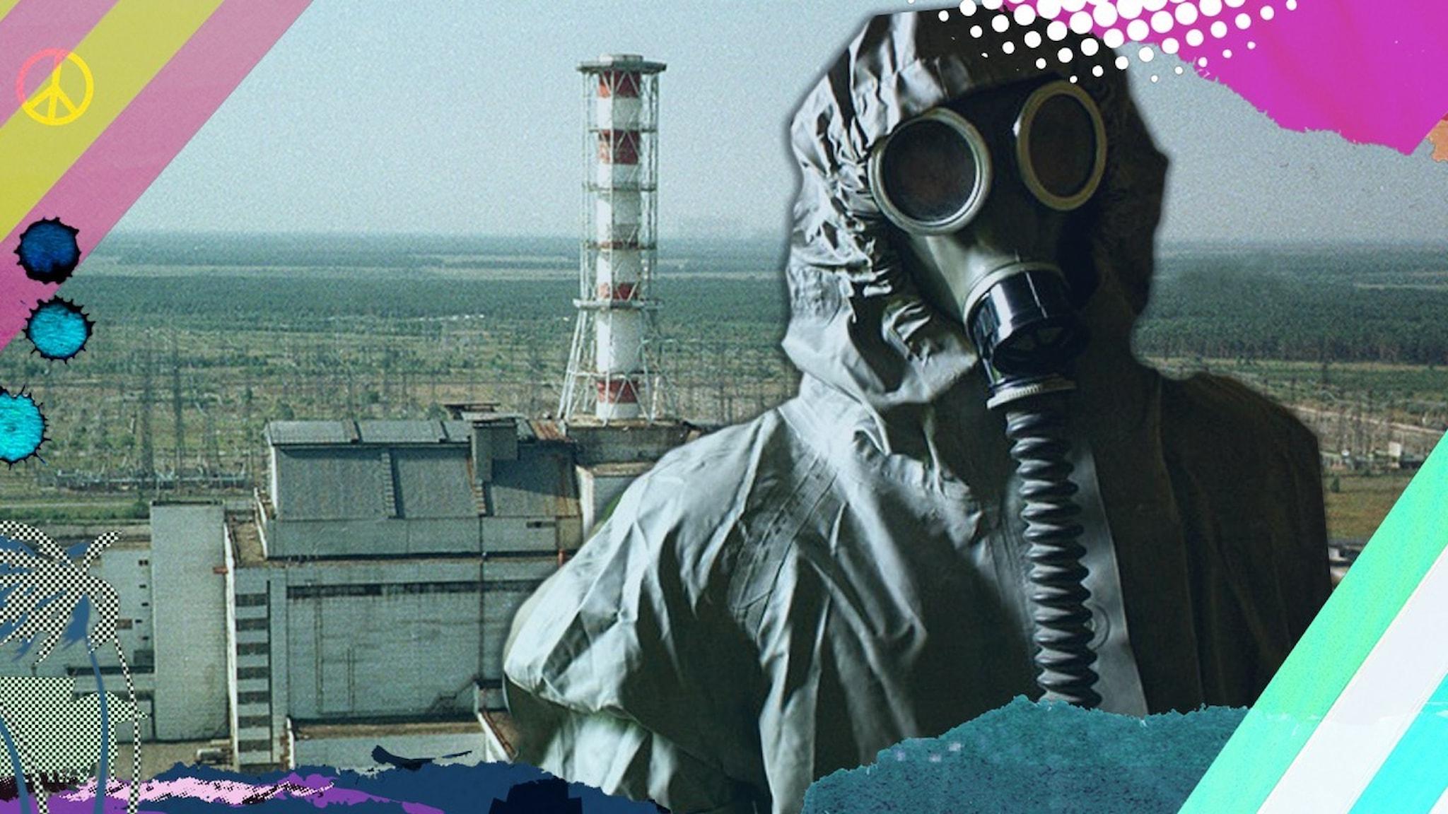 Stora händelser - Tjernobylolyckan