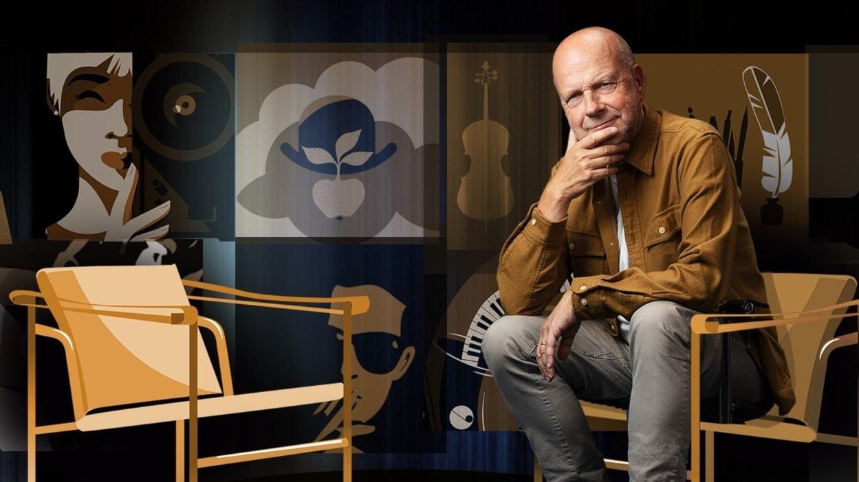 Tomas von Brömssen slutar aldrig att förtrollas av clownen Grock