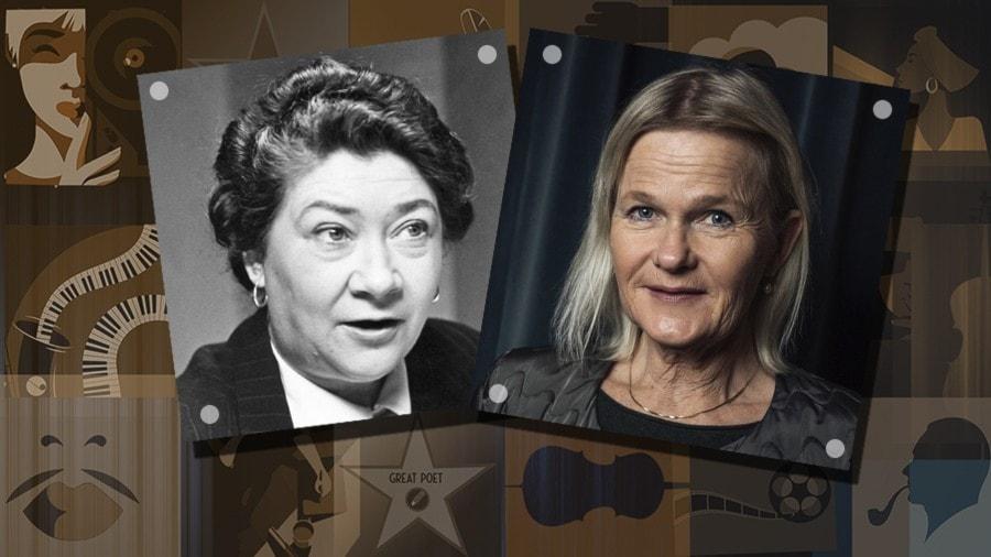 Sissela Kyles har en livslång beundran för Dagmar Ebbesen