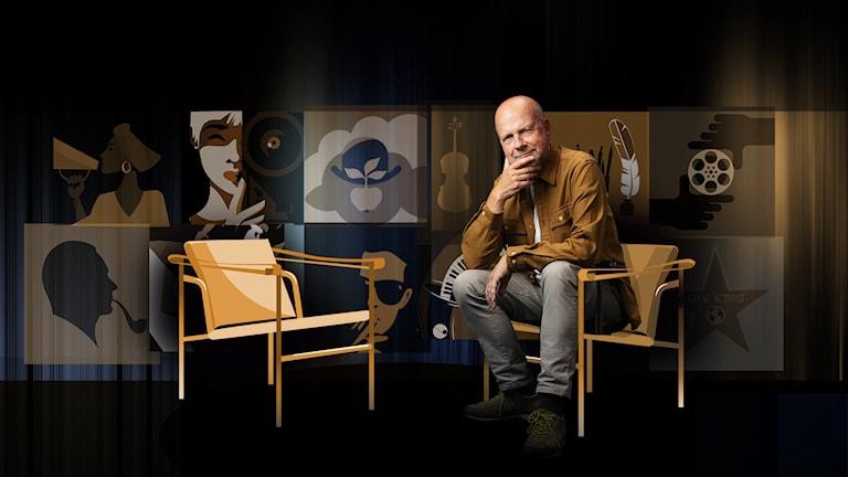 Programbild för Kulturlivet med Gunnar Bolin