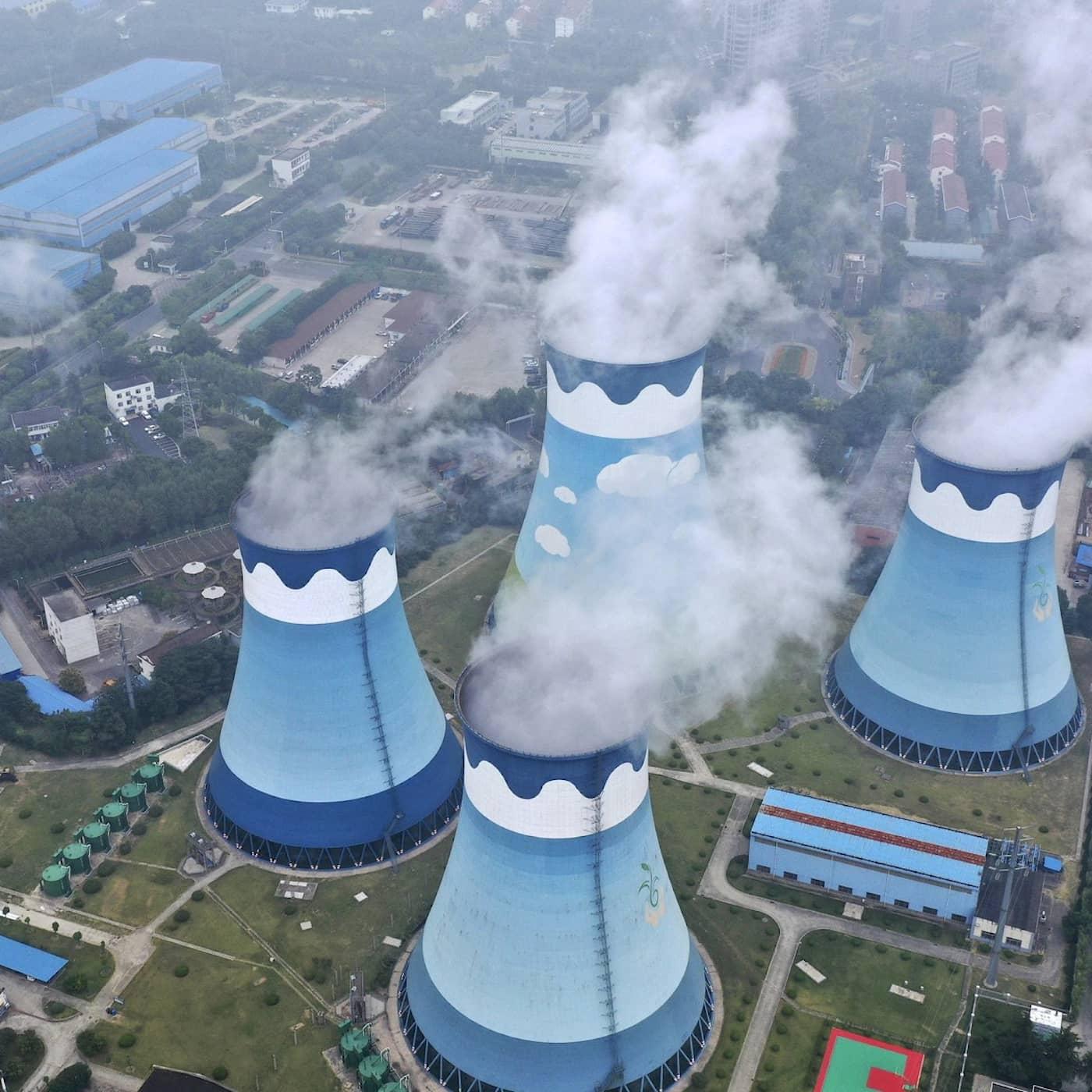 Utan kolet stannar Kina