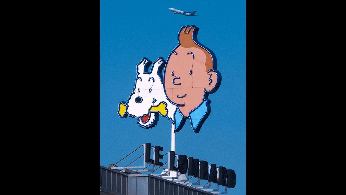 Sverigepremiar For Tintin Och Enhorningens Hemlighet Morgon I P4 Stockholm Sveriges Radio