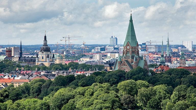 Programbild för Morgon i P4 Stockholm