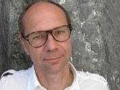 Björn Jansson, programledare för P4 Mötet. Foto: Sveriges Radio.
