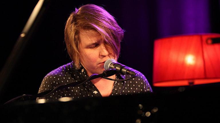 Livekonsert med Markus Krunegård