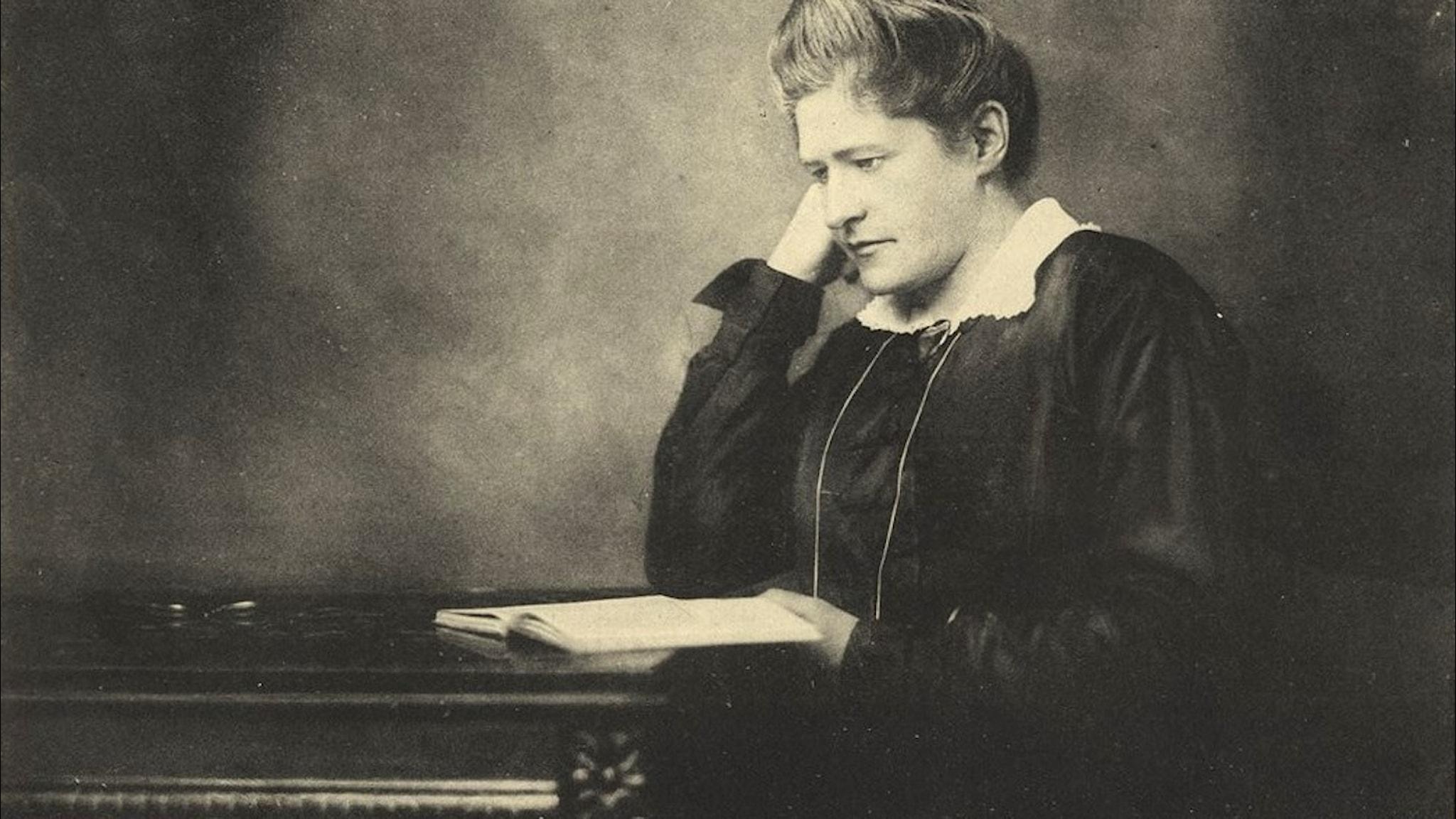 Lydia Wahlström, (1869 -1954) var författare och historiker.