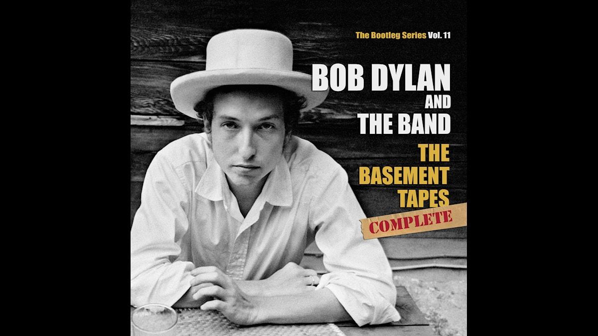 The Complete Basement Tapes med Bob Dylan och the Band Foto: TT/Bild
