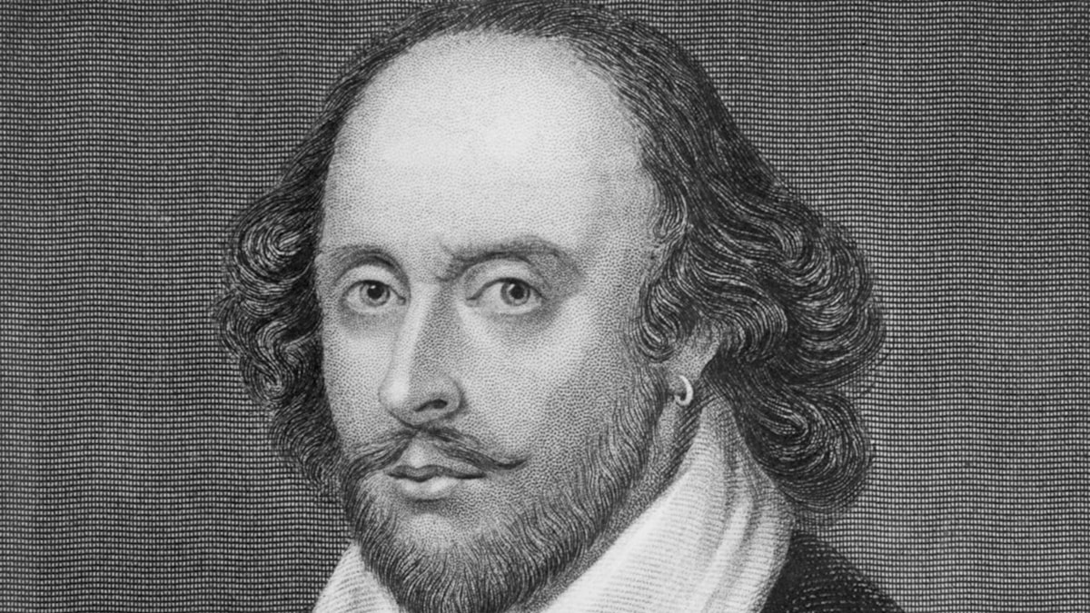 William Shakespeare SVT Bild