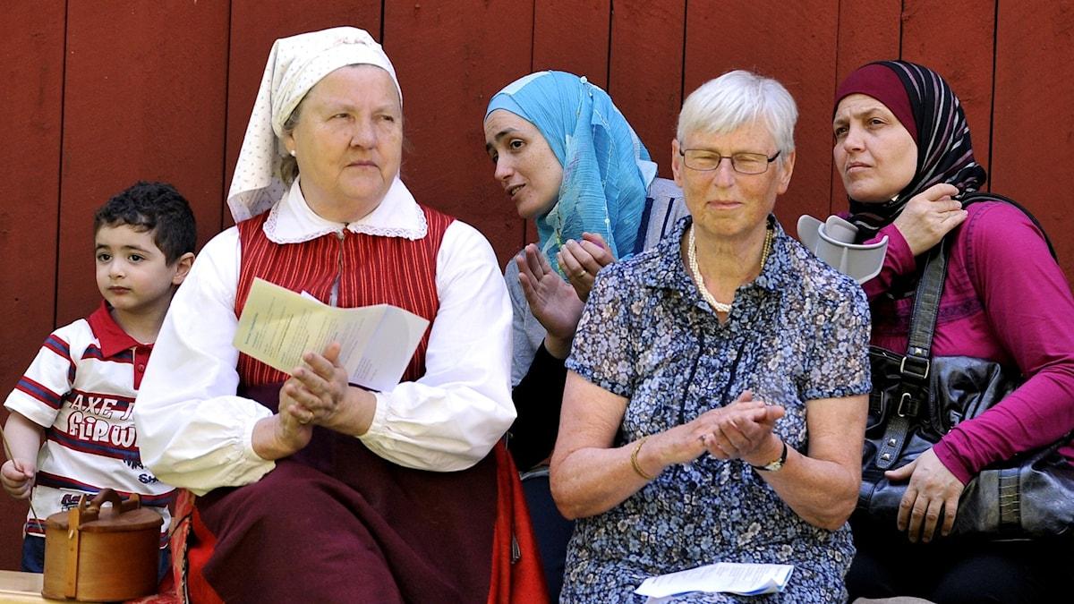 Vad är en hembygd, egentligen? I en ny poddserie undersöker P1 Kultur begreppet. Foto: Sveriges Hembygdsförbund
