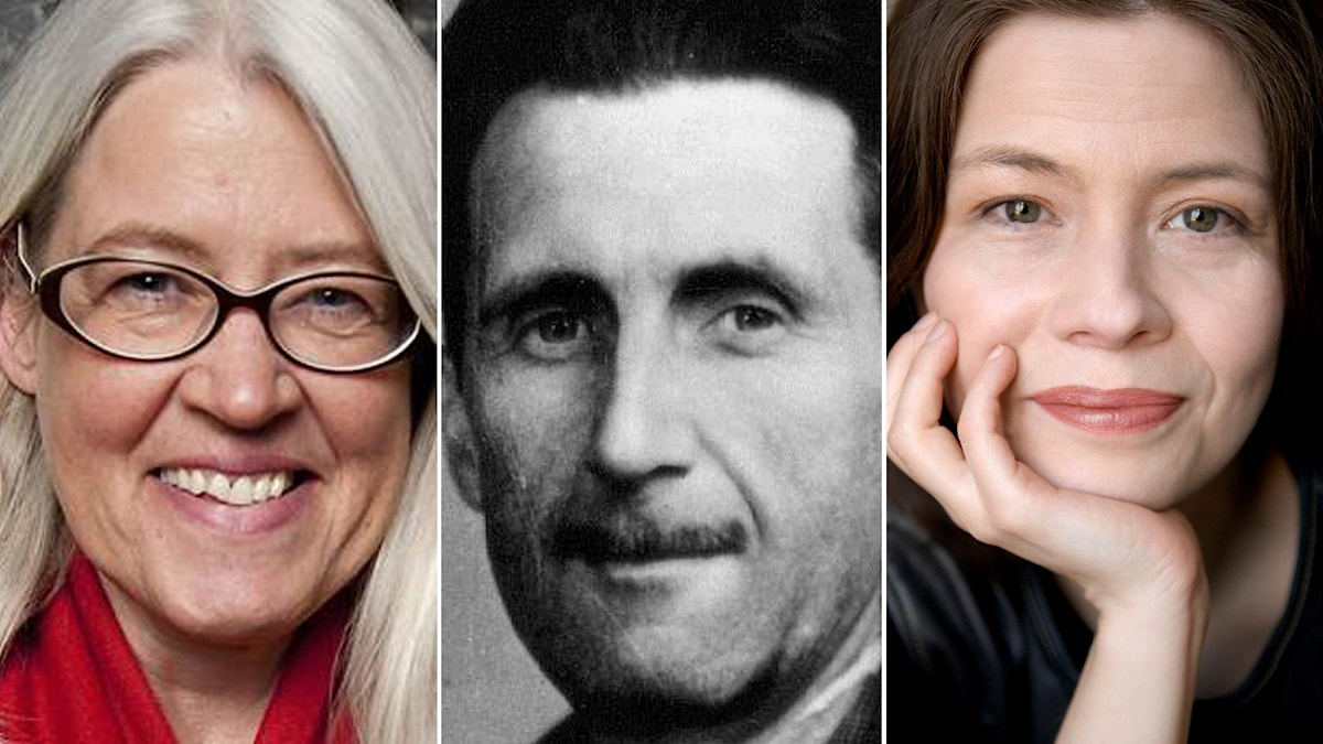 Ulrika Knutson, George Orwell och Yukiko Duke.