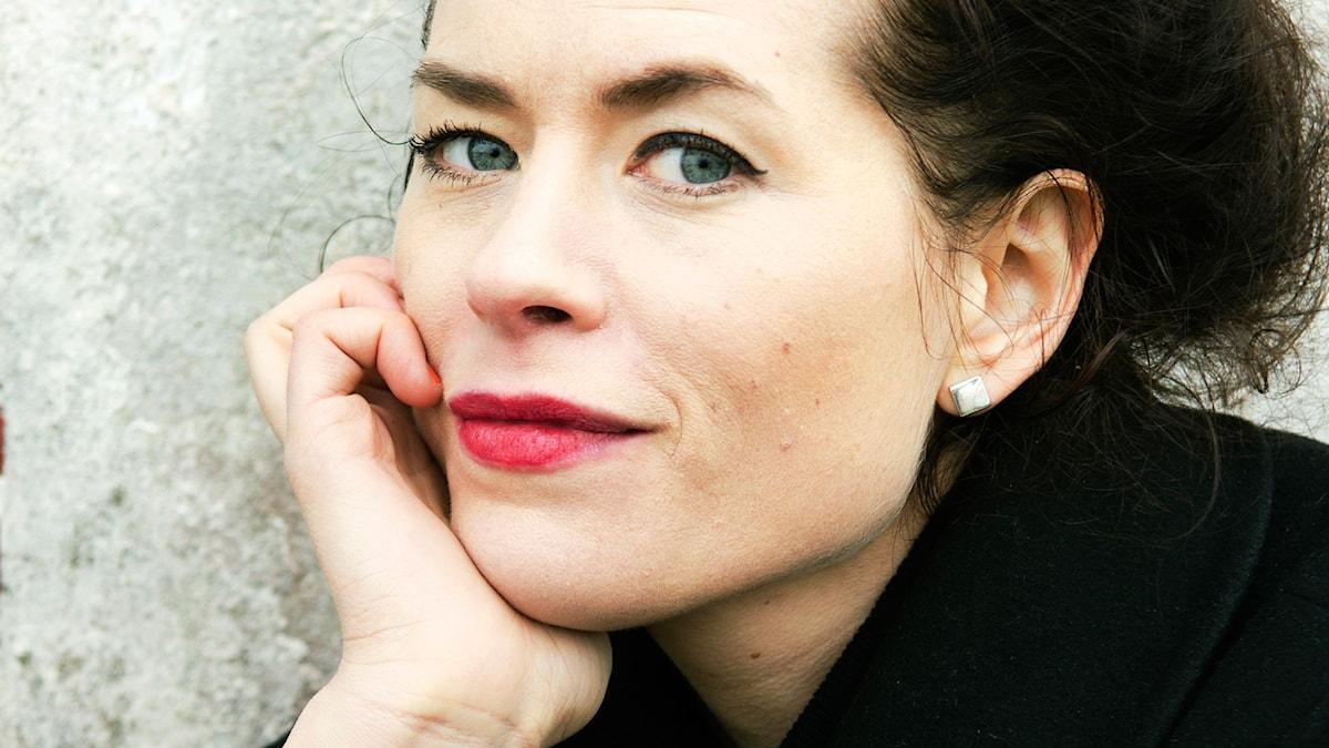 Liv Strömquist. Foto: Livia Rostovanyi