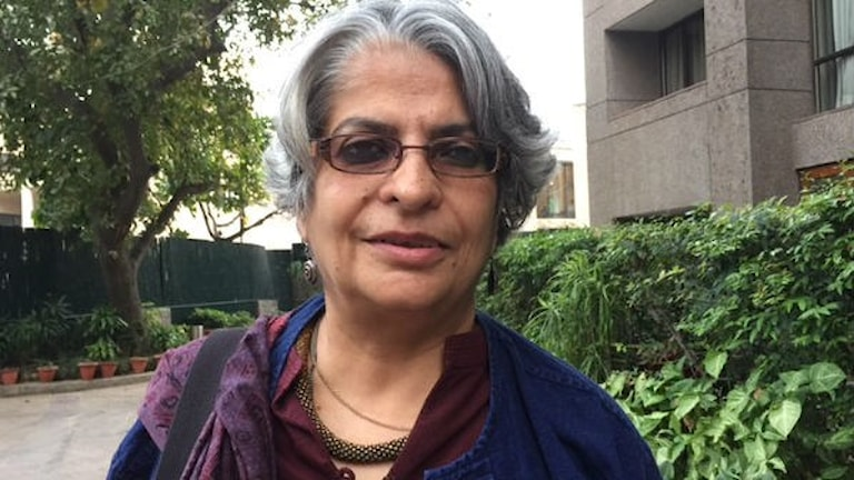 Regissören Anuradha Kapur. Foto: Naila Saleem