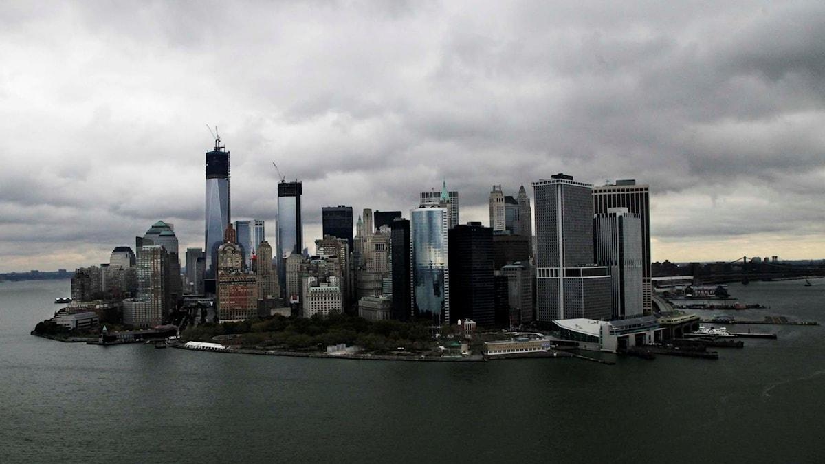 Städernas stad – New York City. Foto: AP Photo/Mark Lennihan