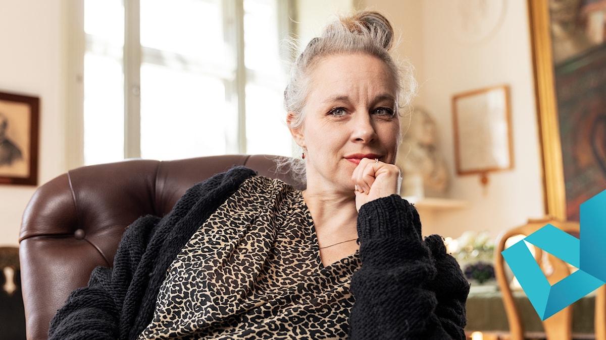 Författaren Sara Stridsberg.