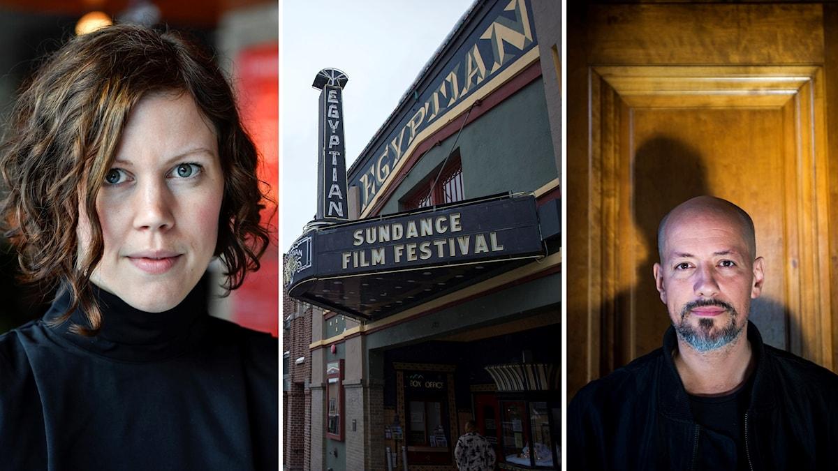 """De svenska regissörerna Amanda Kernell (""""Sameblod"""") och Tarik Salehs (""""Nile Hilton Incident"""") filmer visas på amerikanska Sundancefestivalen."""
