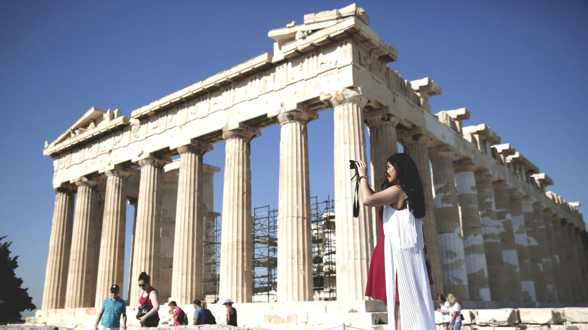 Parthenons gåtor – historien om ett mystiskt antikt monument