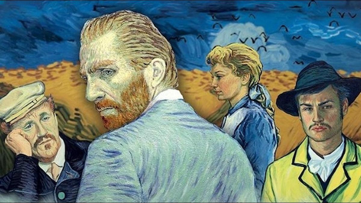 "Bioaktuella ""Loving Vincent""."