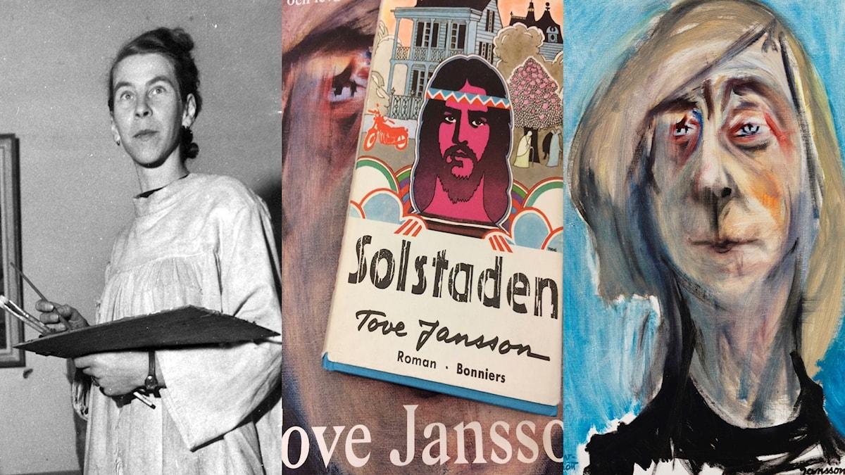 """På Millesgården och i romanen """"Solstaden"""" visas Tove Janssons flera sidor."""