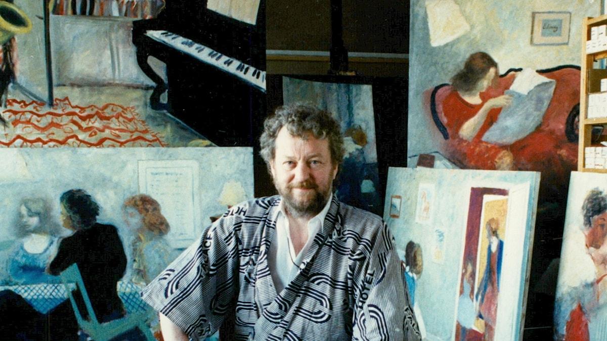 Kostnären Peter Dahl.