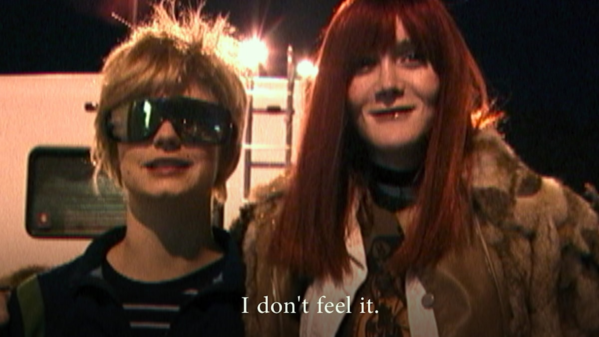 Ur JT Leroy-dokumentären. Foto: Foto: A&E Television Networks and RatPac Documentary Films, LLC.