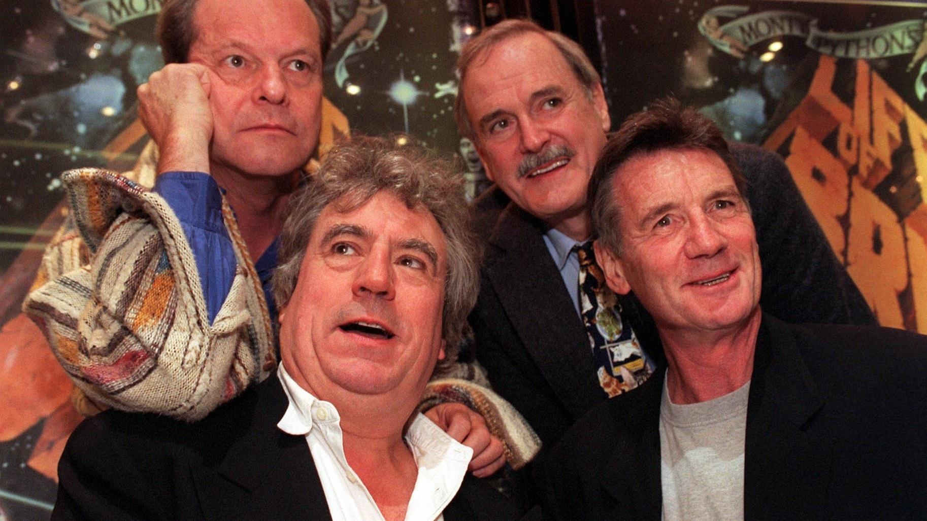 Monty Python firar 50 med
