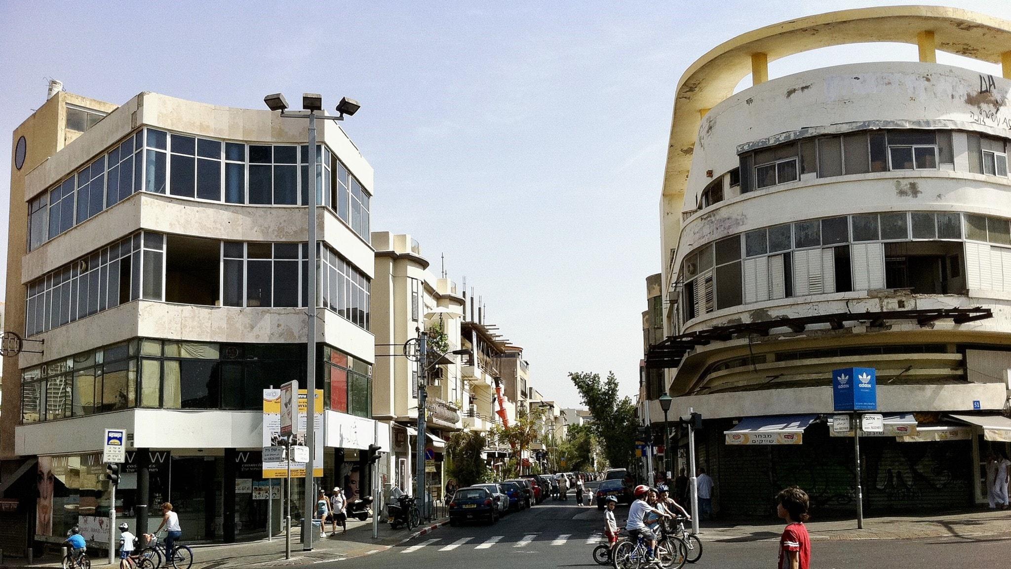 Bauhaus 100 år – Modernism utan minnen i Tel Aviv