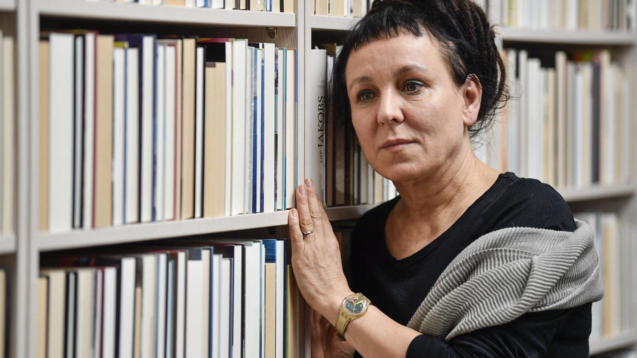 Nobelpristagaren Olga Tokarczuk – när platsen får en själ