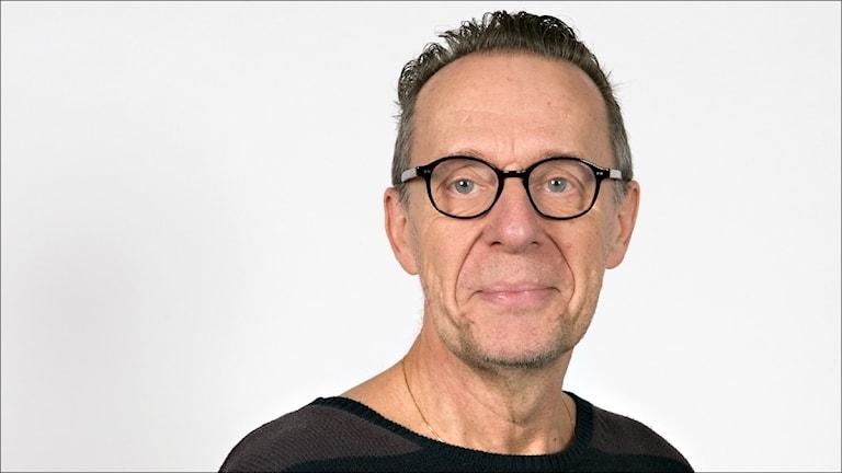 Kjell Peder Johanson. Foto Henrik Lindvall.