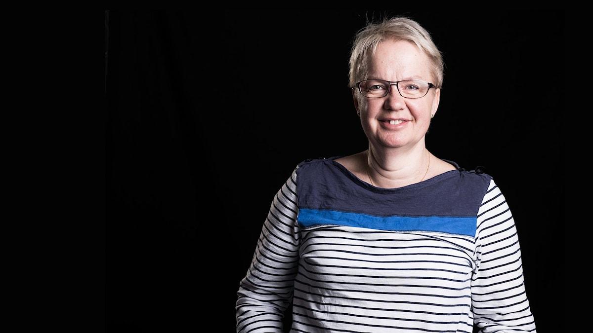 Eva Elke. Foto: Magnus Stenberg/Luleåfotograferna.