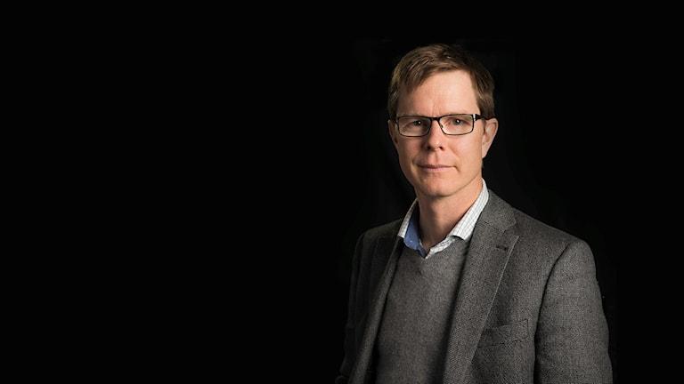 Patrik Boström. Foto: Magnus Stenberg/Luleåfotograferna.