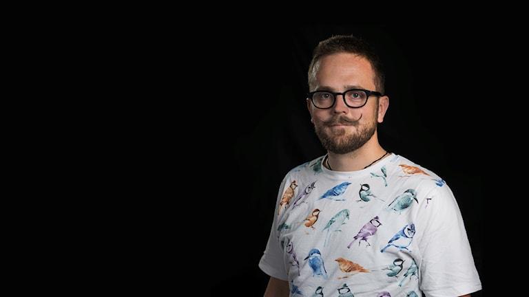 Joseph Knevel. Foto: Magnus Stenberg/Luleåfotograferna.
