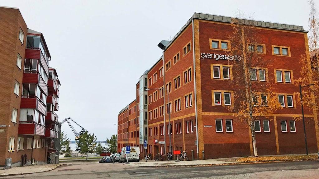 Radiohuset i Luleå