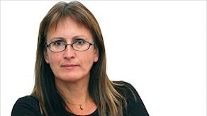 Maria Lindgren. Foto: Stig-Arne Nordström/Sveriges Radio