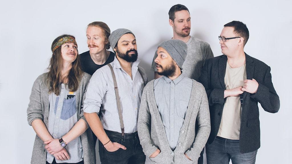 Musikgruppen The Backbeat Conspiracy