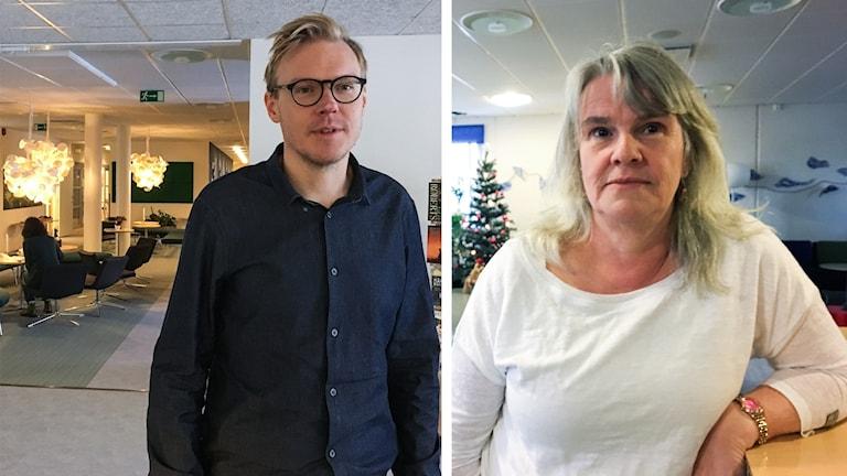 Folkhälsomyndigheten Marcus Jönsson personalchef Ulla Romild utredare Östersund