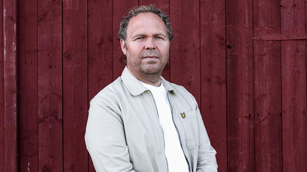 Artisten Johan Ederfors
