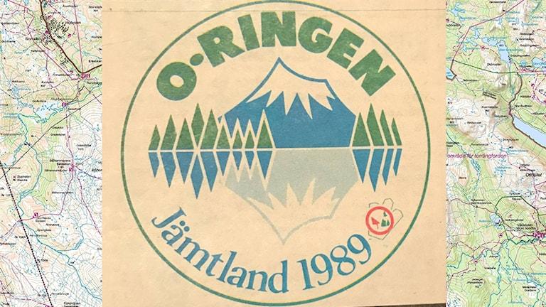 Logga O-ringen 1989