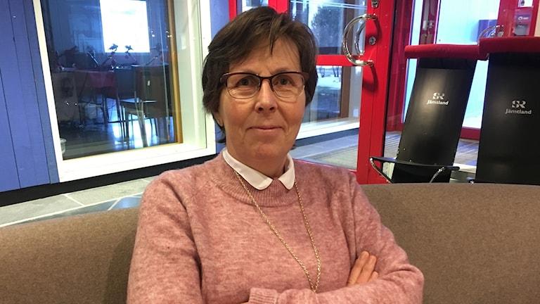 Ingrid Krylén, konsumentvägledare