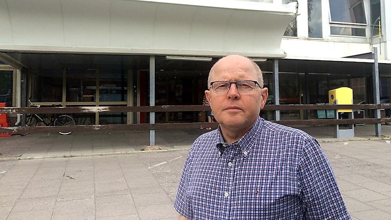 Verksamhetschef för barnkliniken vid Region JH, Urban Tirén