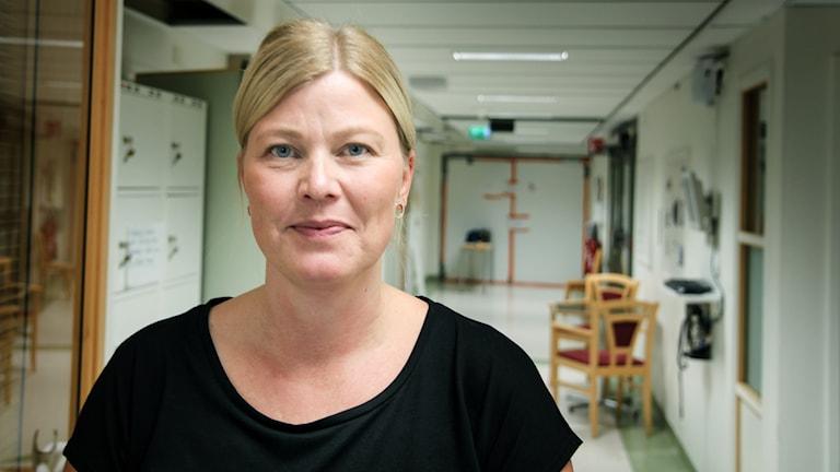 Victoria Duvdahl Specialistsjuksköterska Region Jämtland Härjedalen Östersunds sjukhus