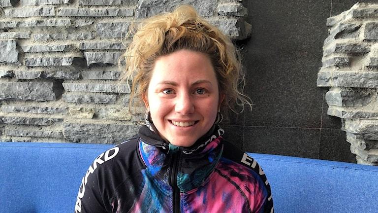 Linn Lund, deltagare i Robinsson 2019.