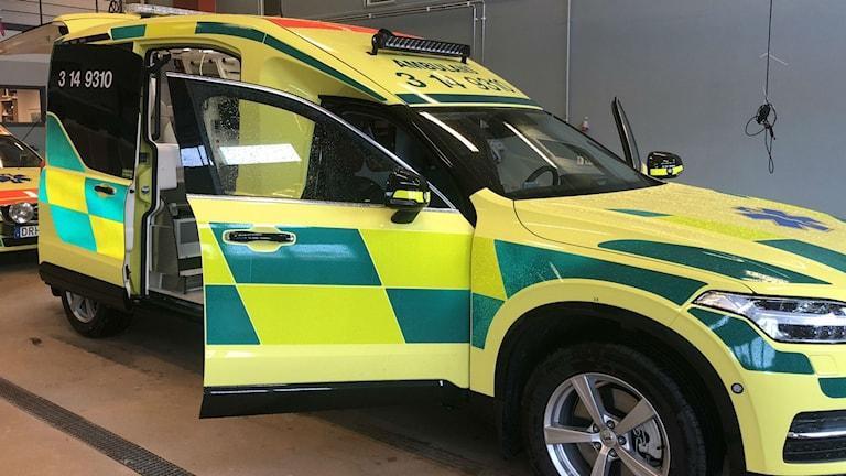 ambulans SUV