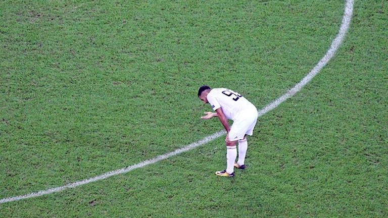 Saman Ghoddos efter förlusten mot Athletic Bilbao