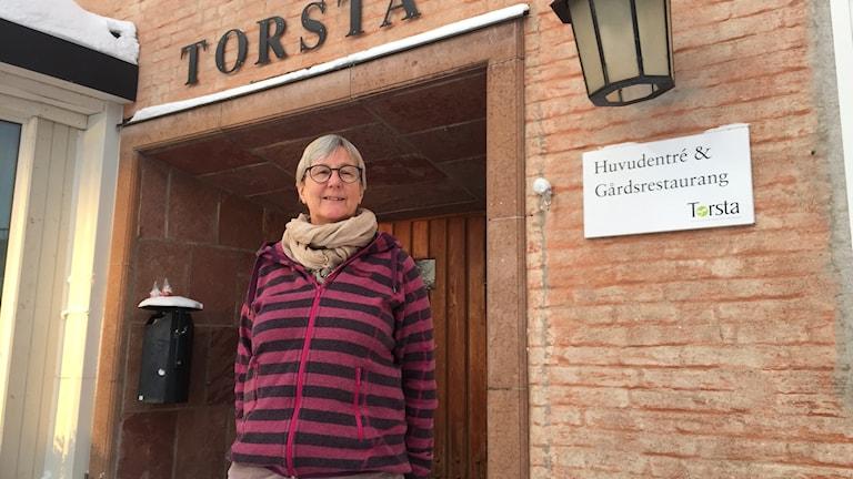 Trine Amundsen, VD Torsta AB